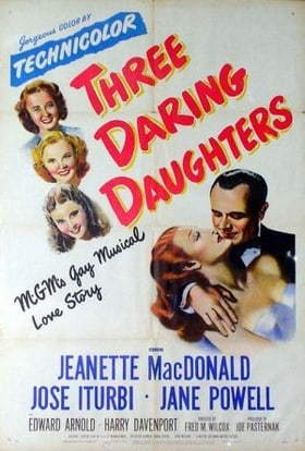 Three Daring Daughters                                  (1948)