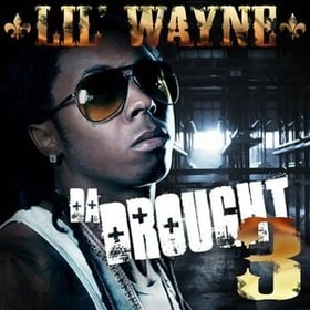 LIL WAYNE DA DROUGHT 3 (MIXTAPE) 2 CD SET