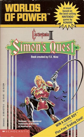 Castlevania II: Simon's Quest (Worlds of Power)