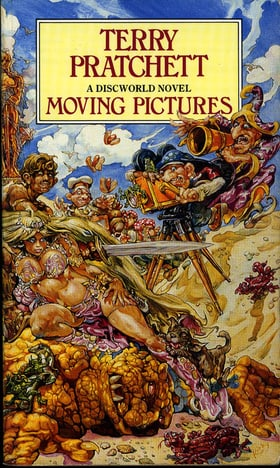 Moving Pictures (Discworld Novel)