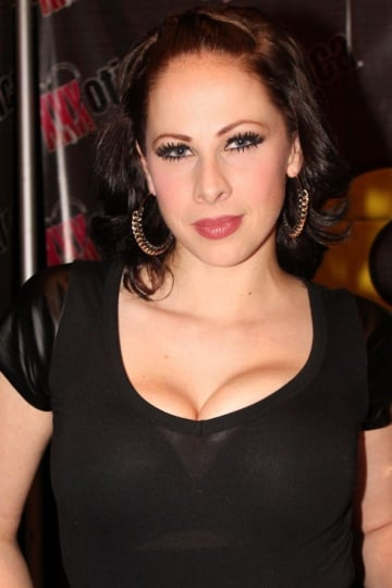 Gianna Michaels hatte harte interracial sex