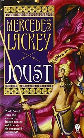 Joust (The Dragon Jousters, Book 1)
