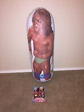 Ultimate Warrior Inflatable Bop Bag