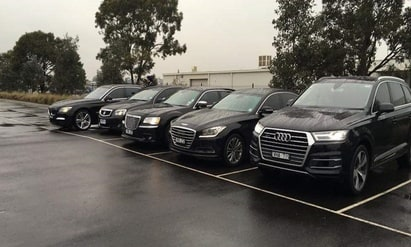 Grate service of Chauffeur Hire Melbourne