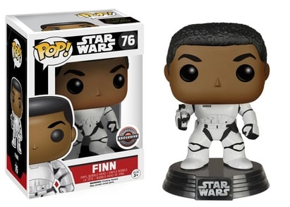 Star Wars Pop! Vinyl: Stormtrooper Finn (GameStop exclusive)