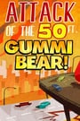 Cloudy with a chance of meatballs 2 - Attack of the 50ft gummi bear