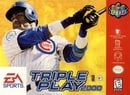 Triple Play 2000 - Nintendo 64