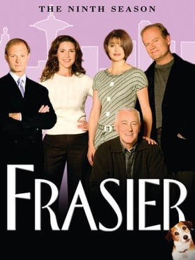 Frasier: The Complete Ninth Season