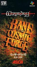 Wizardry VI: Bane of the Cosmic Forge