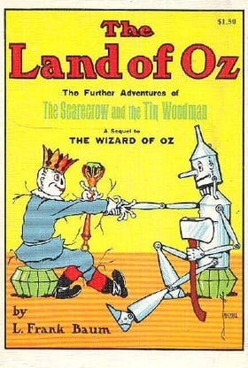 The Marvelous Land of Oz (Oz Books)