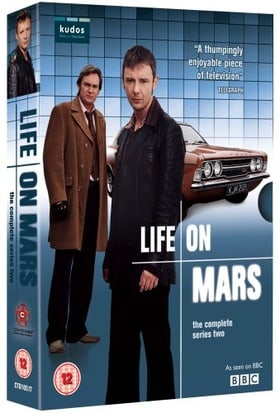 Life On Mars : The Complete Series Two