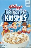 Frosted Krispies Cereal