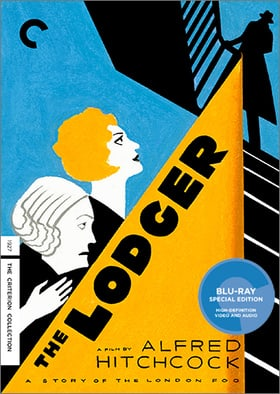 The Lodger: A Story of the London Fog (The Criterion Collection)