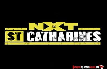 NXT Live - St. Catharine's, Ontario, Canada