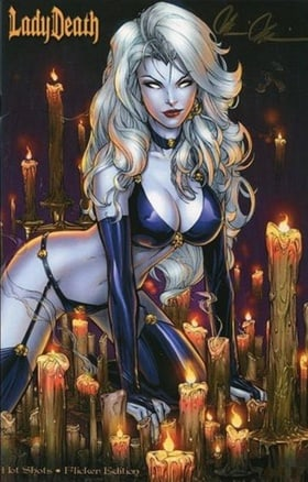 Lady Death: Hot Shots