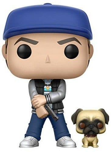 Funko POP Movies Kingsman Eggsy with JB Action Figure
