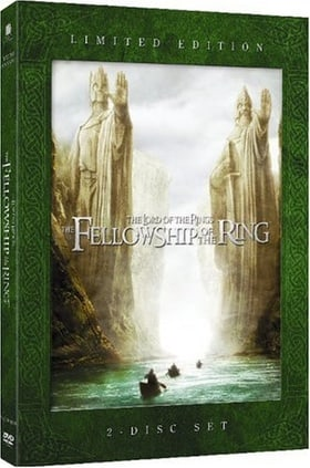 The Lord of the Rings: The Fellowship of the Ring (Theatrical and Extended Limited Edition)