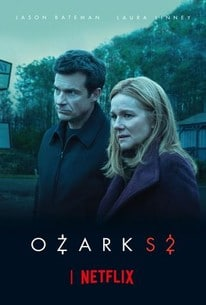 Ozark Season 2 (DVD, 2018, 3-Disc Set)