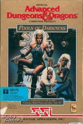 Pools of Darkness: Forgotten Realms Vol IV