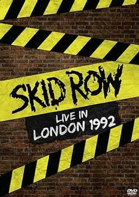 Skid Row Live in London 1992