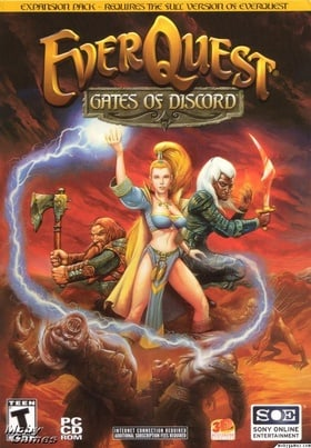 EverQuest: Gates of Discord (Expansion)