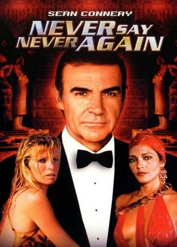 James Bond - Never Say Never Again