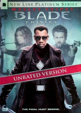 Blade: Trinity (New Line Platinum Series)
