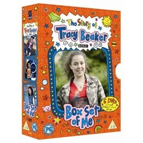 tracy beaker the box set of me