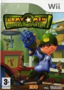 Army Men Soldiers of Misfortune - Nintendo Wii