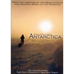Once Upon A Time In Antarctica