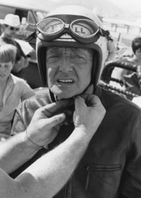 Burt Munro: Offerings to the God of Speed