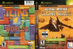 Star Wars The Clone Wars & Tetris Worlds (Bundle)
