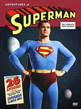 Adventures of Superman                                  (1952-1958)