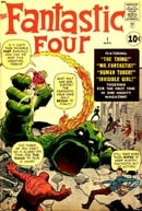 FANTASTIC FOUR #1 (1961) VF/NM 9.0 *Guaranteed Unrestored* (The Fantastic Four)