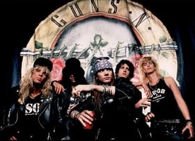 Guns N' Roses: Makin' F@*!ing Videos Part I - Don't Cry