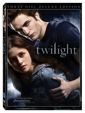 Twilight 3-Disc Deluxe Edition DVD includes iTunes Download of Film and Bonus Content - Only at Targ
