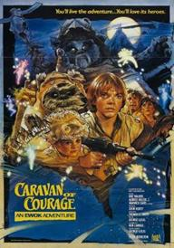 Caravan of Courage: An Ewok Adventure (1984)