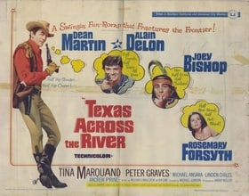 Texas Across the River                                  (1966)
