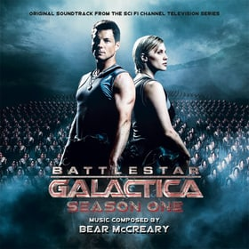 Battlestar Galactica: Season One Soundtrack