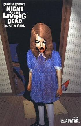 George A. Romero's Night of the Living Dead: Just a Girl #1 (of 1)