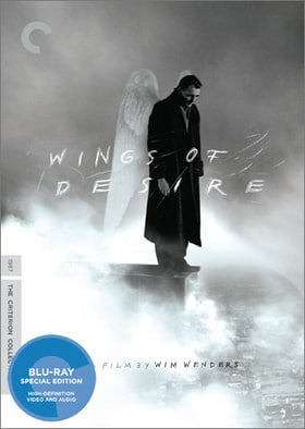 Wings of Desire [Blu-ray] - Criterion Collection