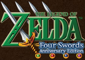 The Legend of Zelda: Four Swords Anniversary Edition (3DS)