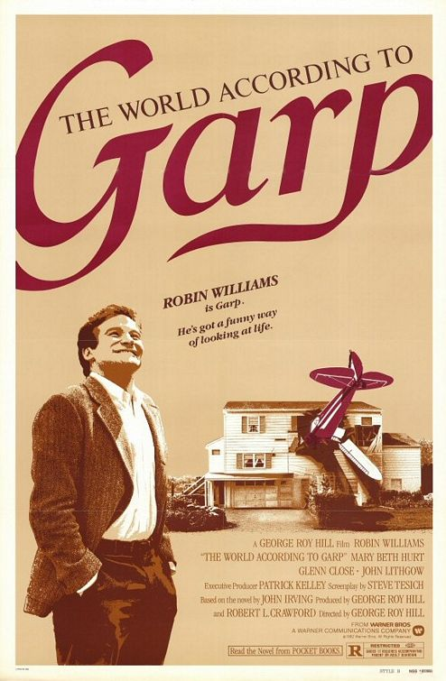 a review of the adaptation of world according to garp directed by george roy hill