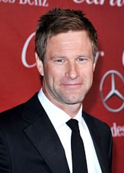 Actor Aaron Eckhart attends 'The Dark Knight' press conference at the Grand  Hyatt Tokyo