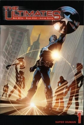 The Ultimates: Vol. 1 - Super-Human