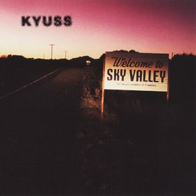 Kyuss (Welcome to Sky Valley) [Cassette]