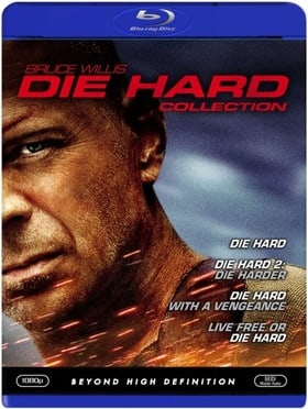 Die Hard Collection (Die Hard / Die Hard 2: Die Harder / Die Hard with a Vengeance / Live Free or Di