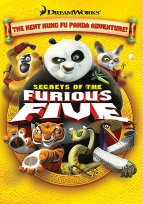 Kung Fu Panda: Secrets of the Furious Five                                  (2008)