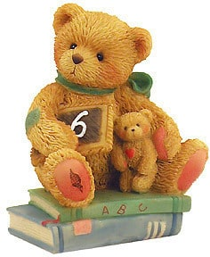 Cherished Teddies: Age 6 -