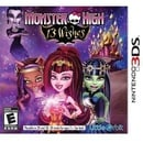 Monster High 13 Wishes  - DS GAME